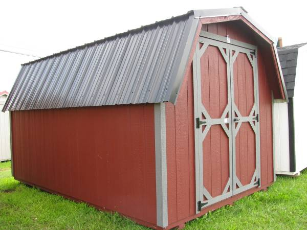 High Quality COLUMBUS OHIO STORAGE SHEDS, BARNS, GARAGES, LOG CABINS, RENT TO OWN SHEDS  OR PURCHASE! 614 359 6246