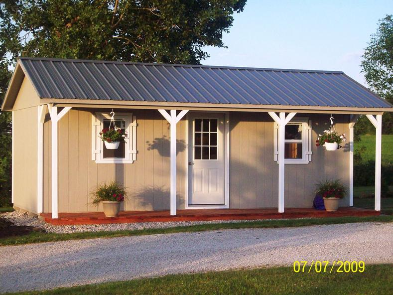 Delaware sheds and barns ohio prices