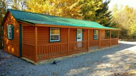 OUTDOORS UNLIMITED | CABINS & COTTAGES COLUMBUS OHIO | (614