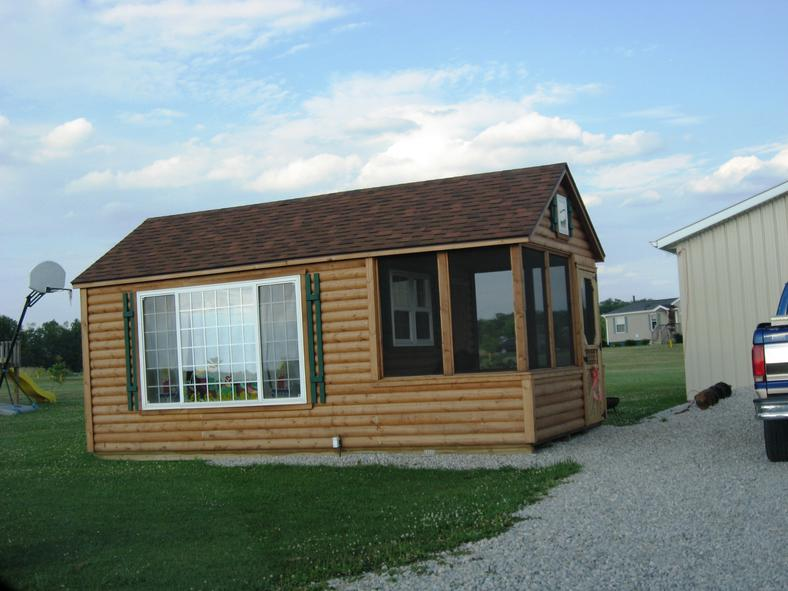 Columbus Ohio Camping Cabin Portable Cabins Log Cabins