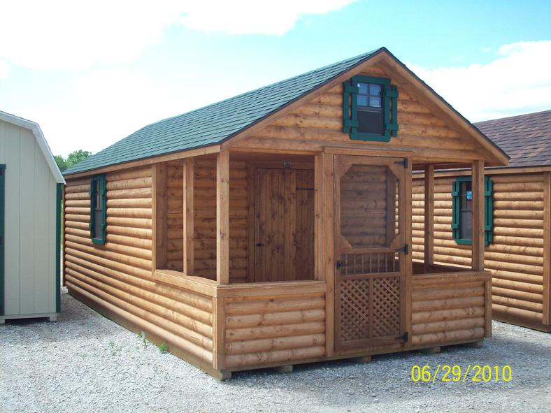 Columbus Ohio Sheds | Garages | Cabins